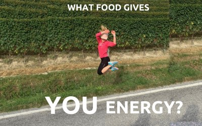How to Find Out What Food Gives You Energy