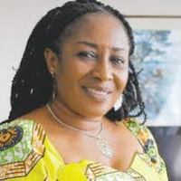 Mrs. Patience Ozorkwor Was  Giving The Winner Of Best Actress In Africa by GMA .