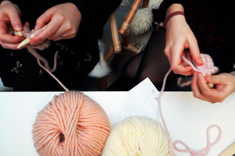 Atelier Tricot Seize - Barnengem