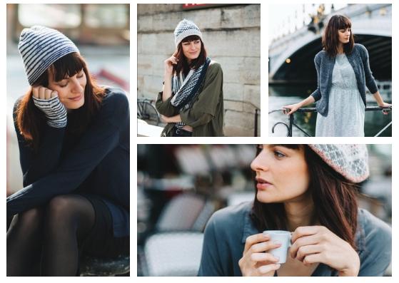 Voilà quelques exemples de tenues proposées pour le shooting (Photos Clara Ferrand)