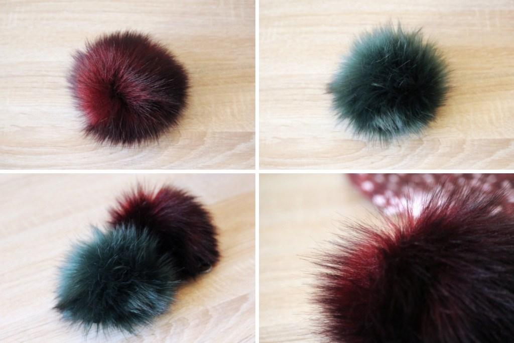 pompon aheadhunter rouge vert 1024x683 - Le pompon du bonnet Hivernal (et un peu d'Histoire !)