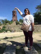 tourist pose #1