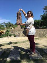 tourist pose #2
