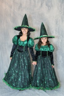 Sister Witches Have us Spellbound this Weekend at the Lucille Khornak Gallery in Southampton, NY
