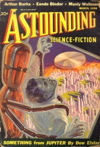 Astounding Science-Fiction, March 1938.