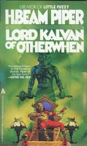 Lord Kalvan of Otherwhen_1984_cover by Michael Whelan_Ace Science Fiction Books