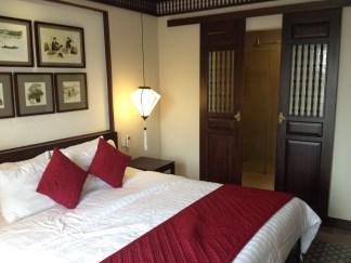 Hoi An hotel room