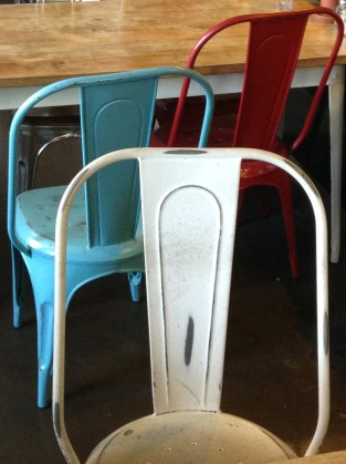 Chairs: Bristol, England