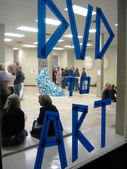 DVD to ART: Opening Night