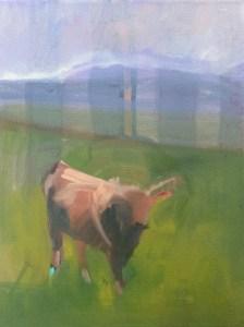 Oil on Canvas, 26 x 20 cm