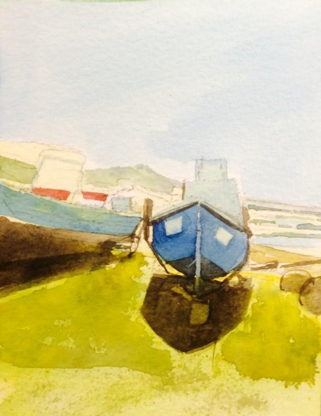 Boats, St Ouen, Jersey