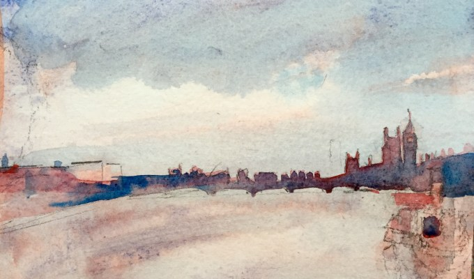 Study for Thames Grey