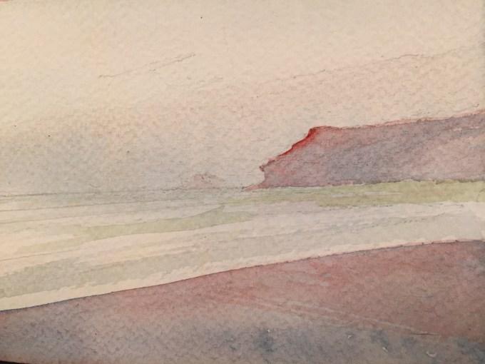 Polzeath, Storm II