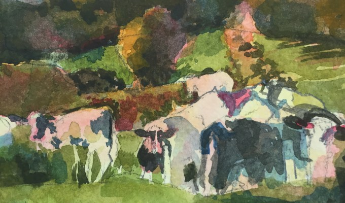 Herding Cows II
