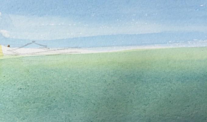 Colour Study, Cornwall II