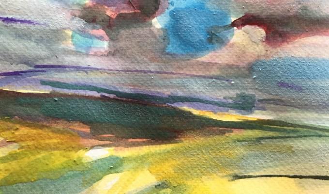 Cornish Clouds