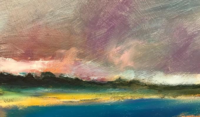 Rock, Sunset II