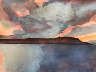 June Evening Daymer Bay III