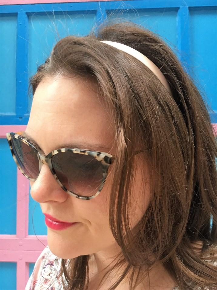 Krewe du Optic sunglasses are phenomenal.