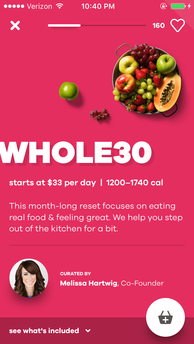 Whole30 Lessons: Week 1