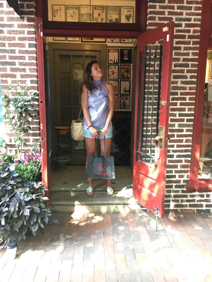 Scarlett Alley errands are the best errands!