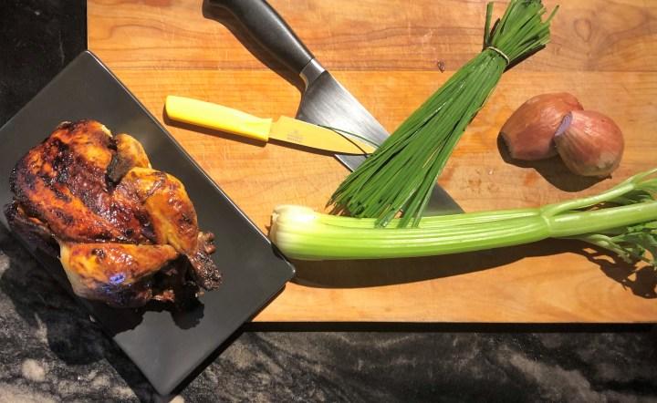 Chicken Salad Sandwich // @2souschefs