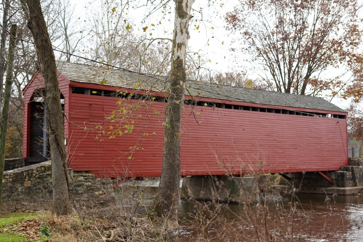 Historic Bridges of the MidAtlantic: Loys Station Covered Bridge