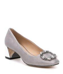 silver heel