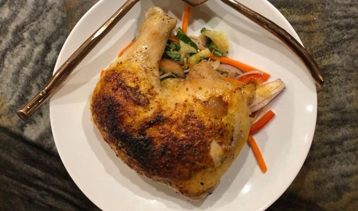 Miso Chicken // @2souschefs