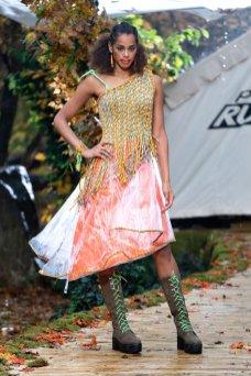 Lela Orr's look, week four; Credit: 2018 Bravo Media, LLC