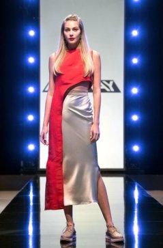Lela Orr's look, week one; Credit: 2018 Bravo Media, LLC