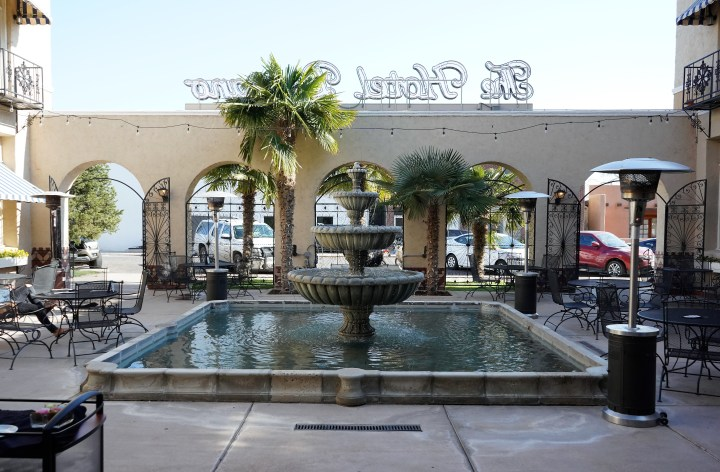 Pack a Bag: The Hotel Paisano, Part I