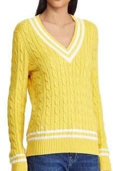 yellow ralph lauren