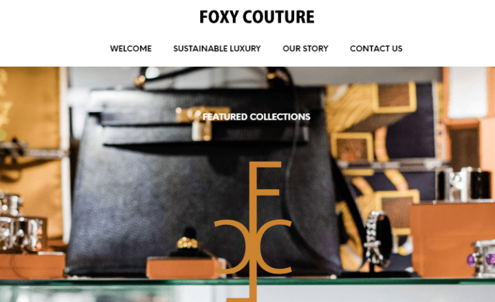 Sartorial Sustainability Sunday: A Conversation with Susan, vintage enthusiast and owner of Foxy Couture