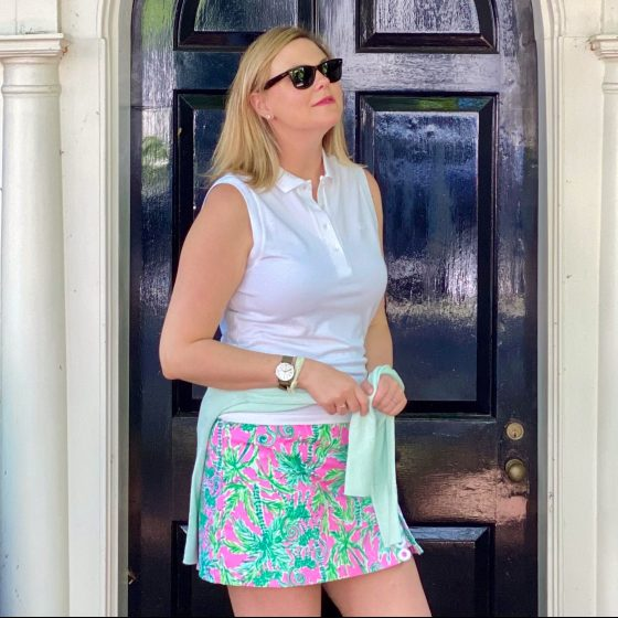 tall Lilly Pulitzer