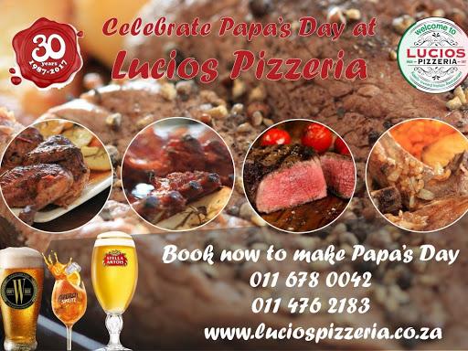 Lucios Pizza, Best Pizza, Near Me, Blackheath, Cresta, Restaurants in Randburg, #inrandburg