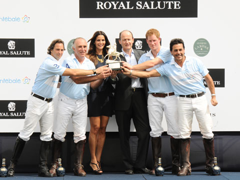 Sentebale Royal Salute Polo Cup 2012