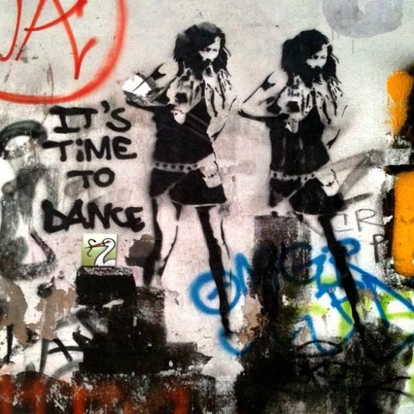 Photos of Berlin Street Art (West Berlin)