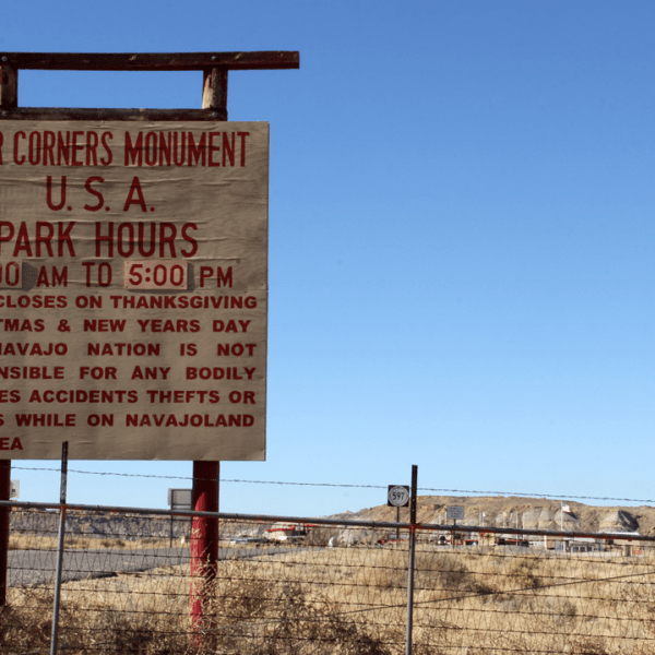 Photos from the Four Corners Monument
