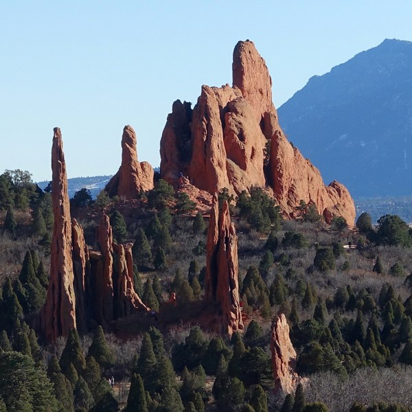Garden of the Gods - In A Colorado Minute (Week 250)