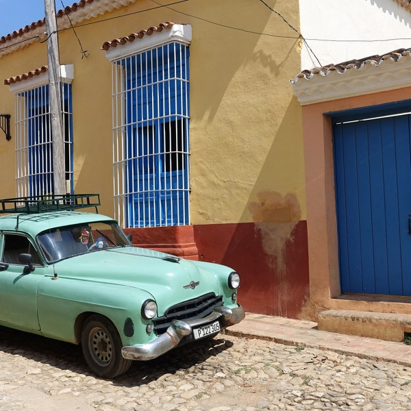 Trinidad de Cuba (extended version)