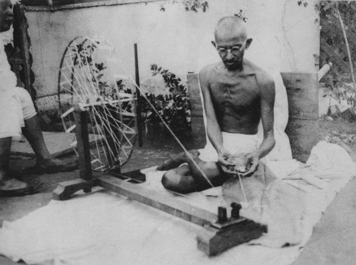 Life Summary: Ghandi, Lifelong Law-Defier
