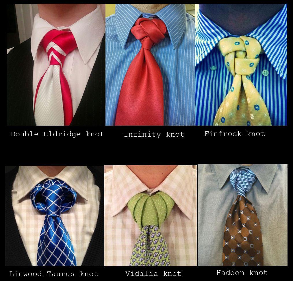 Как правильно завязать галстук фото инструкция условиях открытого
