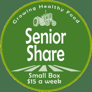 Senior Share CSA Box (Small)