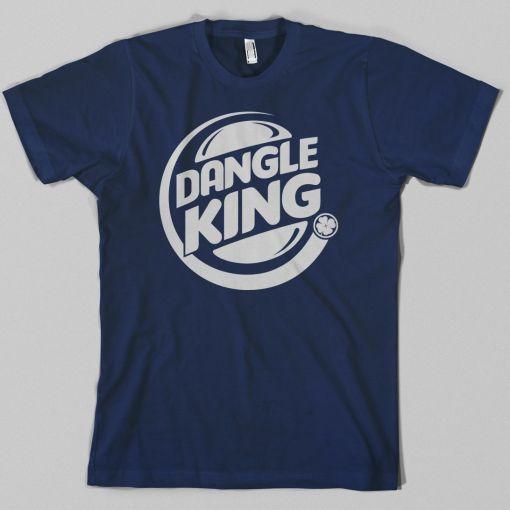 Dangle King Hockey T-shirt