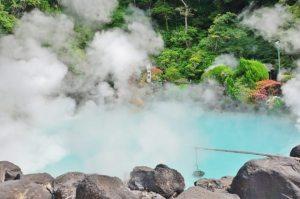 母の日は温泉旅行に行く!九州で日帰りにおすすめの温泉地はどこ?