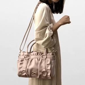 LIZLISA プリムヴェールリズリサ 2Way ハンドバッグ ショルダーバッグ
