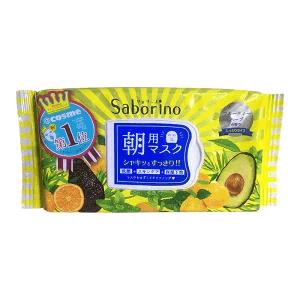 サボリーノ(Saborino) 目ざまシート 爽やか果実のすっきりタイプ