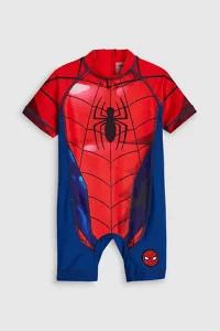 水着上下 子供が大好きスパイダーマン キッズ