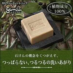ガミラシークレット 石鹸 ソープ